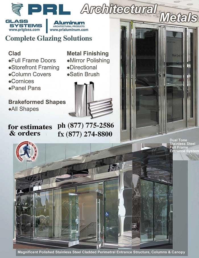 Framing & Cladding Options