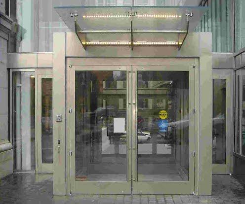 Aluminum Entry Doors