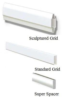 IG Unit Grids Spacers