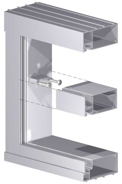 Offset Glazed Components 201