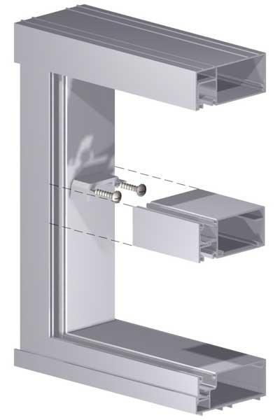 Offset Glazed Components 401