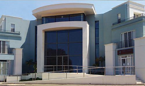 Offset Glazing Storefront System 401